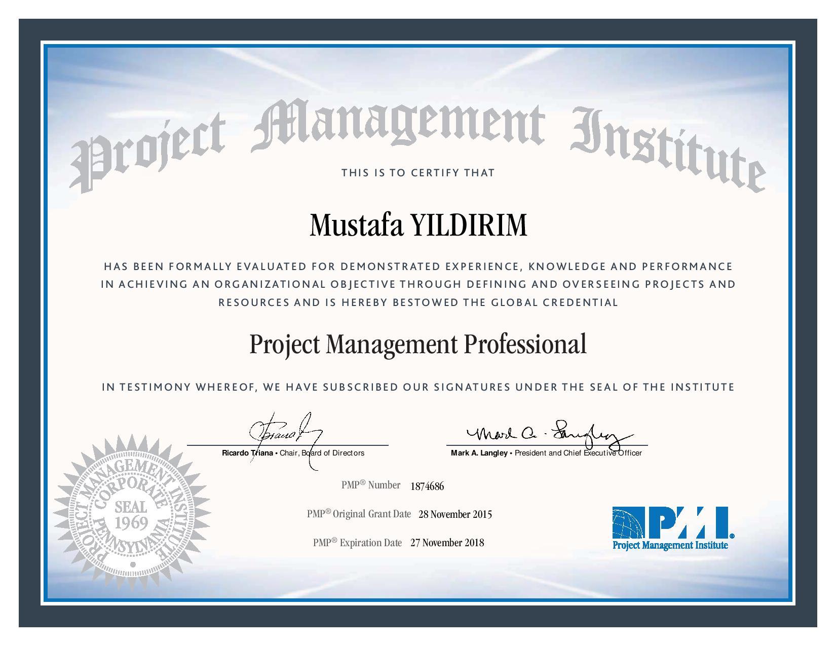 Certification_pmp_mustafa.yildirim